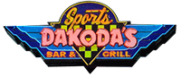 Dakoda's Sports Bar & Grill - Kelowna Pub - Dakoda's Logo